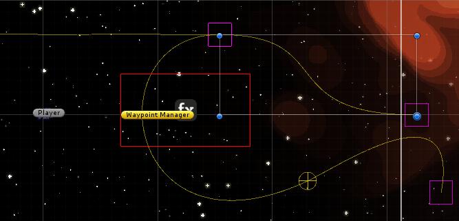 Enemy Waypoints